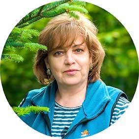 Татьяна Пангина ведущий журналист